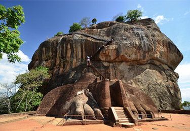 sigiriya lion rock fortress sri lanka packages sri lanka